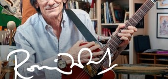 Ronnie Wood Pop Up Shop in London 2019 – Art