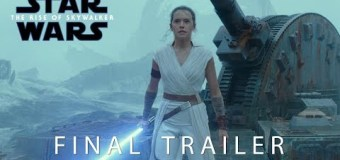"""Zim Zum on Star Wars: The Rise of Skywalker: """"It's great! Go see it. I'm going to again."""" – Marilyn Manson"""