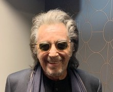 Al Pacino on Jimmy Kimmel Live 2020 – VIDEO