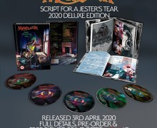 Marillion: 'Script For A Jesters Tear' 2020 Deluxe Edition