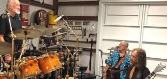 "Kirk Hammett, ""Rehearsal for the Peter Green Tribute"" 2020 – Fleetwood Mac"