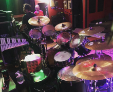 Dave Lombardo Details Drum Kit for Mr. Bungle West Coast Shows 2020 – Tama Drums