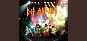 "Hear Def Leppard's ""Good Morning Freedom"" from 'The Early Years 79-81' Box Set – 2020"
