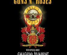 Gun N' Roses: Smashing Pumpkins To Open 2020 Shows in Philadelphia, Detroit, Toronto, DC, E Rutherford, Boston