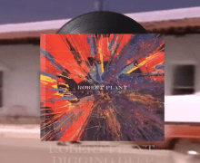 "Robert Plant Talks ""Big Log"" + Restored VIDEO 2020 – 'Digging Deep' Box Set"