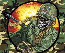 S.O.D. Picture Disc Artwork Unveiled – Pre-Order – Nuclear Blast 2020 – Stormtroopers of Death