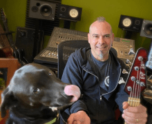 "Joey Vera: ""The Armored Saint Recording is Done"" 2020 + New Fates Warning Album"
