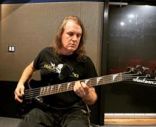 Megadeth's David Ellefson Lays Down Bass Track On Unreleased Gar Samuelson Song – Fatal Opera III – Combat Records – 2020