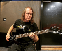 Megadeth's David Ellefson Lays Down Bass Track On Unreleased Gar Samuelson Song – Fatal Opera III – Combat Records – 2020
