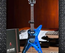 Dimebag Darrell 'Dean from Hell' Lightning Bolt Mini Guitar