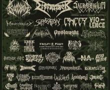 Maryland Deathfest 2021 – Vio-lence, Cancer, Suffocation, Bloodbath, Shock Narcotic…
