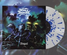 King Diamond 'Fatal Portrait' + 'Abigail' Vinyl Reissue – LP/CD – Special Edition – 2020