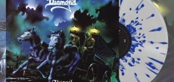 King Diamond 'Fatal Portrait' + 'Abigail' Vinyl Reissue – LP/CD – Special Edition – 2020