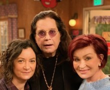 Ozzy Osbourne on The Conners 2020