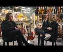 Tony Iommi Interviewed by Judas Priest Guitarist Richie Faulkner via GibsonTV – 'The Conversation'