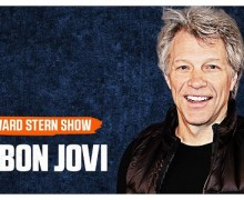 Jon Bon Jovi on The Howard Stern Show 2020