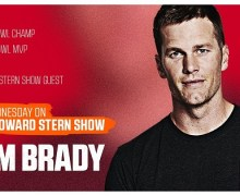 Tom Brady On The Howard Stern Show 2020