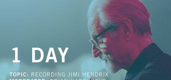 Producer/Engineer Eddie Kramer Facebook/YouTube Live Jimi Hendrix Event via Gibson