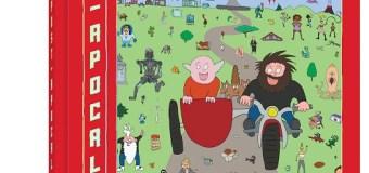 Tenacious D 'Post-Apocalypto' Final Installment – Graphic Novel