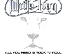 White Lion 5 CD Boxset – 'All You Need Is Rock N' Roll – The Complete Albums 1985-1991' + Live