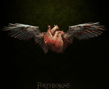 Firstborne Featuring Ex-Lamb of God Drummer Chris Adler + James LoMenzo – New Band/Song – EP – 2020