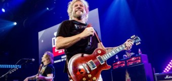 "Sammy Hagar Clarifies Coronavirus Comments, ""It's About Getting Back To Work In A Safe And Responsible Way"""