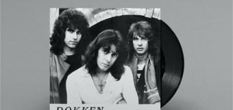 """Dokken """"Hard Rock Woman"""" """"Broken Heart"""" 7-Inch Single Signed by Don Dokken"""