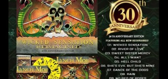 George Lynch: 'Wicked Sensation' 30th Anniversary Edition – Re-Imagined, Re-Recorded