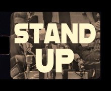 """Tom Morello: """"Stand Up"""" Official VIDEO w/ Shea Diamond x Dan Reynolds x The Bloody Beetroots"""