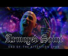 "Armored Saint NEW VIDEO/SONG/ALBUM 2020 – ""End of the Attention Span"" from 'Punching the Sky'"