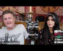 Def Leppard: Rick Allen Interview w/ Modern Drummer 2020 – VIDEO