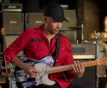 Tom Morello MasterClass – Guitar Instruction Course, Techniques, Equipment, Effects, Lessons