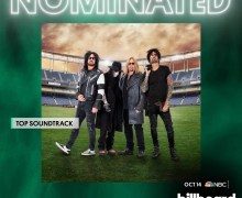 Mötley Crüe 'The Dirt' Nominated Best Soundtrack – Billboard Music Awards 2020