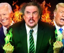 """Weird Al"" Yankovic: Trump vs Biden Debate Song – ""We're All Doomed""- 2020"