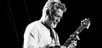 """Cat Stevens Pays Tribute to Eddie Van Halen:  """"A guitar innovator with a fierce spirit of musical and technical exploration"""""""