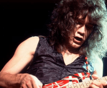 "Jimmy Page Pays Tribute to Eddie Van Halen: ""He Was The Real Deal"""