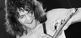 """Ritchie Blackmore Pays Tribute to Eddie Van Halen: """"His Brilliant Legacy Will Always Be Remembered"""""""