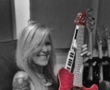 "Lita Ford, ""A gift from Edward Van Halen in 1992"""