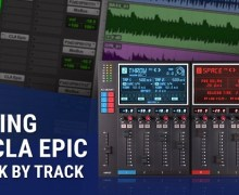 Waves Audio: CLA Epic Multi-Reverb & Delay Plugin – Tutorial – VIDEO