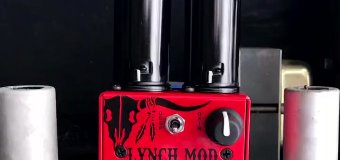 Dokken Guitarist George Lynch: LYNCH MOD PURE TUBE HIGH-GAIN MODULE FOR MARSHALL AMPS – VIDEO
