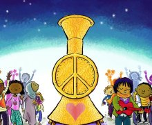 Cat Stevens: New Children's Book, 'Peace Train,' w/ Peter H. Reynolds – 2021