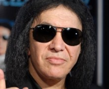 """Gene Simmons, """"I belong to the American Party"""""""