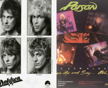 Producer Tom Werman Talks Dokken (1984), George Lynch, Poison (1988), C.C. DeVille – Album Interview