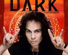 Ronnie James Dio Autobiography 'Rainbow in the Dark' w/ Mick Wall – Memoir – Book – Biography – 2021