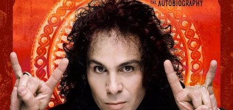 Ronnie James Dio Autobiography 'Rainbow in the Dark' w/ Mick Wall – Memoir – Book – Biography – 2021