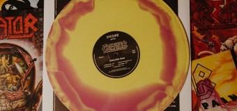 Kreator 'Under the Guillotine' Box Set – Vinyl/LP – CD – Cassette – Photos – 2021