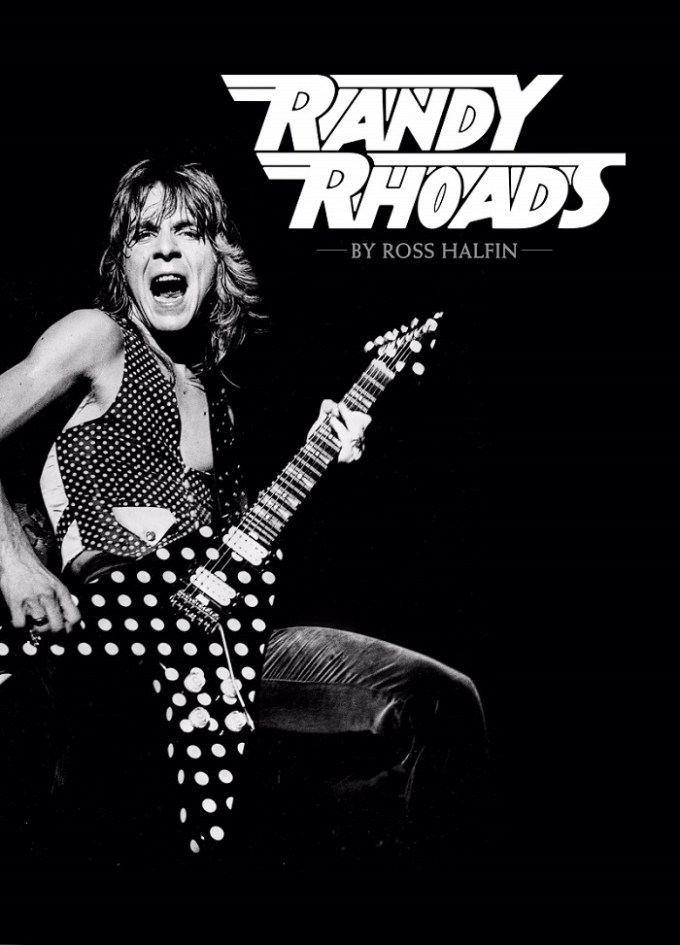 """Photographer Ross Halfin Finishes New Randy Rhoads Book Featuring """"Loads of  Never-Before-Seen Photos"""" – Rufus Books 2021 