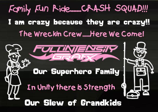 Family Sticker Idea #8