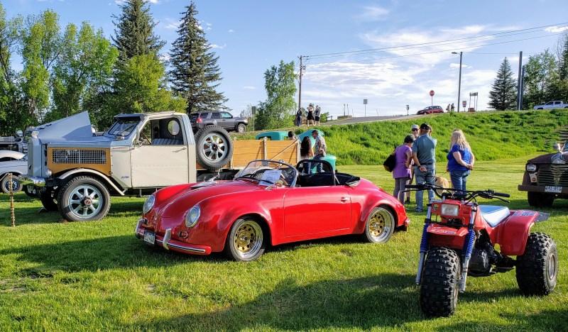 """""""Doc Hollywood's"""" Porsche"""