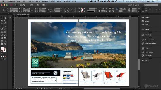Adobe InDesign Serial Number